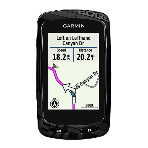 Garmin Edge 810 GPS Unit with Heart Rate Monitor and Speed/Cadence Sensor (Garmin Cycle Computer compare prices)