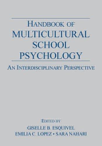 Handbook of Multicultural School Psychology: An...