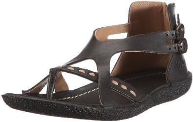 kickers pamplune sandales femme noir 39 eu chaussures et sacs. Black Bedroom Furniture Sets. Home Design Ideas