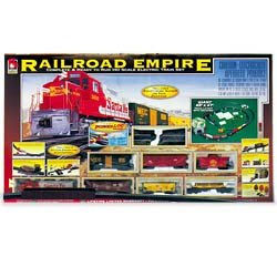 Railroad empire ho scale train set
