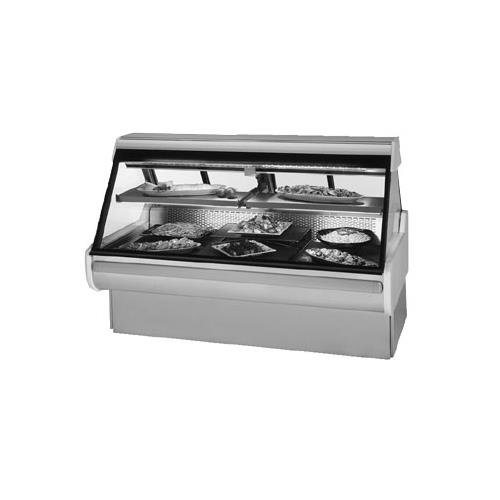 Federal Industries Msg-1054-Dc High Volume Refrigerated Maxi Deli Case