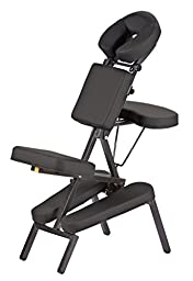 Stronglite Standard Massage Chair Package, Black