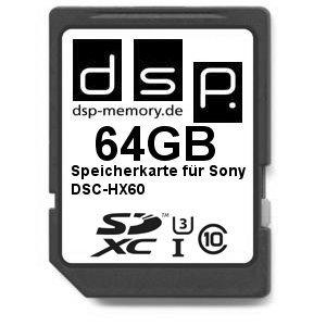 dsp-memory-z-4051557427952-64gb-ultra-high-speed-speicherkarte-fur-sony-dsc-hx60-digital-kamera