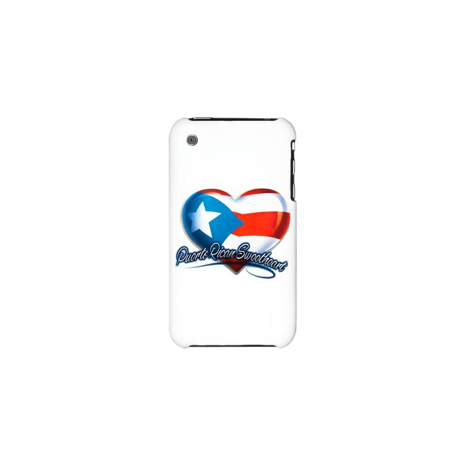 3G Hard Case Puerto Rican Sweetheart Puerto Rico Flag