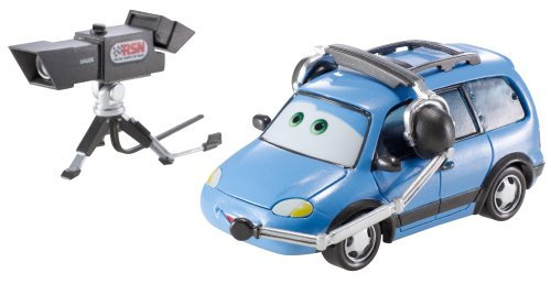 Disney/Pixar Cars Oversized Chuck Choke Cables Vehicle - 1