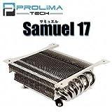 PROLIMA TECH CPUクーラー Samuel 17(サミュエル17) ロープロファイルクーラー SAMUEL 17