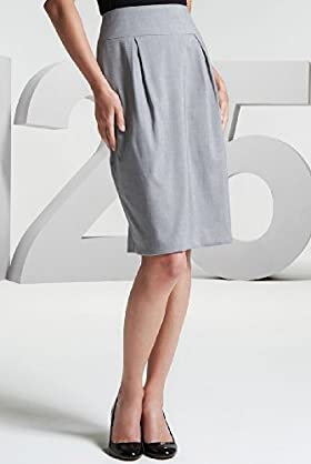 125 Years '40s Style Pencil Skirt - Marks & Spencer :  high waist skirt marks spencer retro