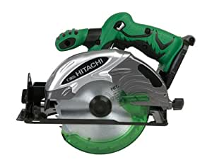 Hitachi C18DLP4 18-Volt Lithium Ion 6-1/2-Inch Circular Saw (Tool Only, no Battery)