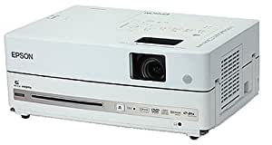 EPSON dreamio ホームプロジェクター 2,500lm WXGA 4.3kg ハイビジョン EH-DM30