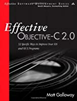 Effective Objective-C 2.0 Front Cover