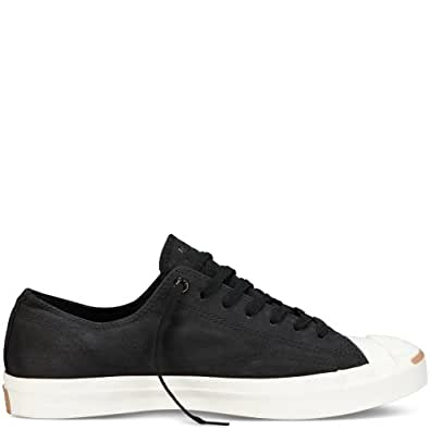 Converse Mens Jack Purcell LTT Ox Black 142685C 3.5