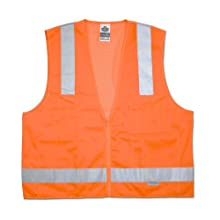 GloWear 8250Z Class 2 Surveyors Vest