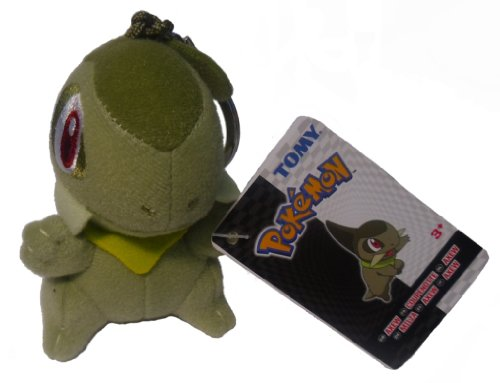 Pokemon 3.5-inch Keychain Plush Wave Axew