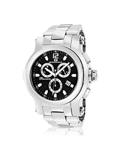 Oceanaut Men's OC0821 Baccara Xl Black Stainless Steel Watch