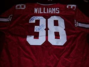Autographed Roy Williams Jersey - Oklahoma Sooners 2000 National Champs Psa dna -... by Sports+Memorabilia