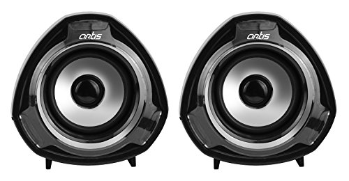 Artis-S9-2.0-Channel-USB-Speakers