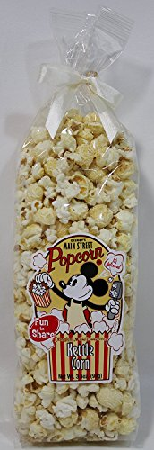 Disney Main Street Mickey Kettle Corn Popcorn - Disney Parks Exclusive & Limited Availability (To ensure fresh product, orders are fulfilled as received and subject to availability - Choosing expedited shipping service is recommended for greatest freshness) (Kettle Corns compare prices)