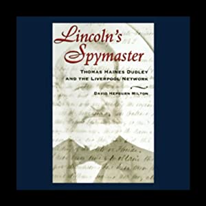 Lincoln's Spymaster Audiobook