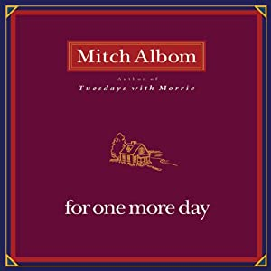 For One More Day Audiobook