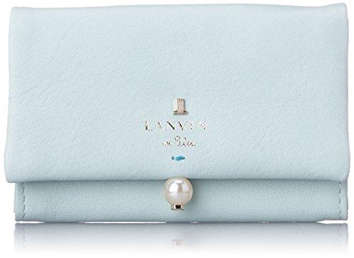 [ランバンオンブルー] LANVIN en Bleu シャペル 名刺入れ 480725 73 (ミント)