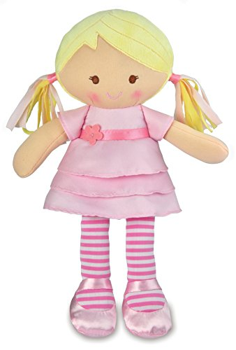 Kids Preferred Girls Maddie Toddler Doll with Blonde Hair