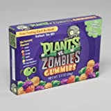 GUMMIES PLANTS VZ ZOMBIES 3.5 OZ #S5PZ04780 FLOOR DISPLAY 6 FLVRS, Case Pack of 72