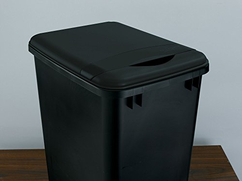Rev-A-Shelf - RV-35-LID-18-1 - 35 Quart Lid Only (Black)