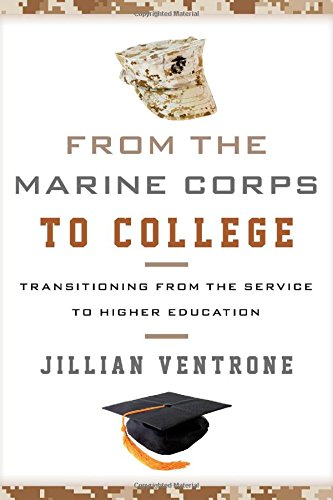 From The Marine Corps To College: Transitioning From The Service To Higher Education