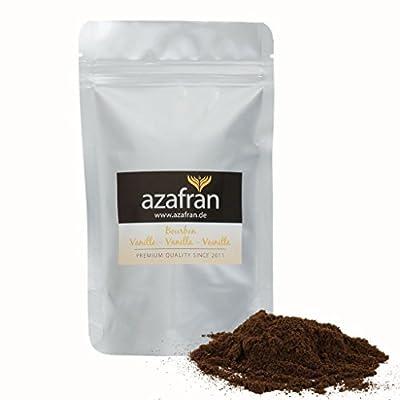 Bourbon Vanille gemahlen - Vanillepulver (50g) von Azafran® von Azafran bei Gewürze Shop