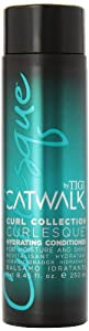 TIGI Catwalk Curl Collection Curlesque Hydrating Conditioner, 8.45 Ounce