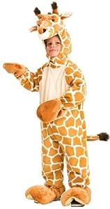 Forum Kids Giraffe Cute Plush Zoo Animal Halloween Costume