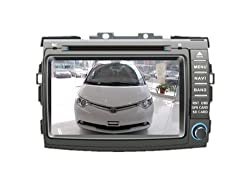 See AupTech TOYOTA PREVIA /Toyota Estima /Toyota Tarago/Toyota Canarado 2006- DVD Player Android System GPS Navigation Radio Stereo Video 2-Din HD Screen With Bluetooth,Wifi,3G,Build in Analog TV and Steering Wheel Control Details