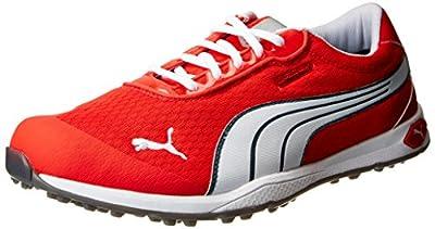 PUMA Men's Biofusion Spikeless Mesh Golf Shoe from Puma Golf Footwear