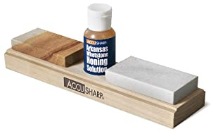 Accusharp 023C Combo Sharpening Stones with Honing Oil at Sears.com