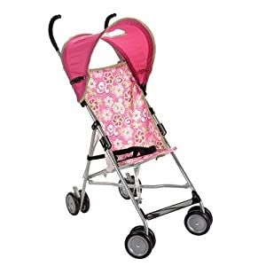 Amazon.com: Cosco Umbrella Stroller with Canopy, Cereal: Baby