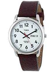 Timex T20041 Reader Brown Leather