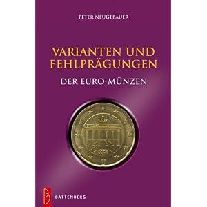 Varianten und Fehlprägungen der Euro-Münzen