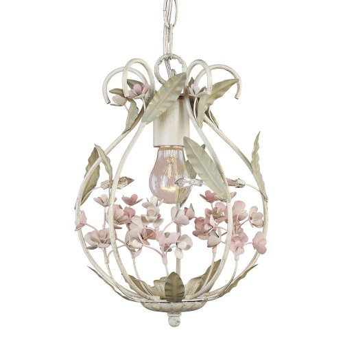 shabby chic tumbled glass chandeliers chandelier online. Black Bedroom Furniture Sets. Home Design Ideas