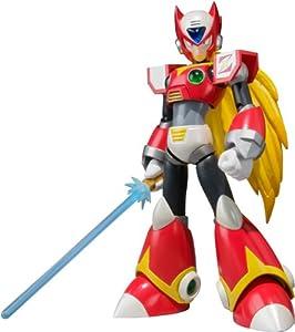 Bandai Zero (Type 2) inches Megaman inches D-Arts