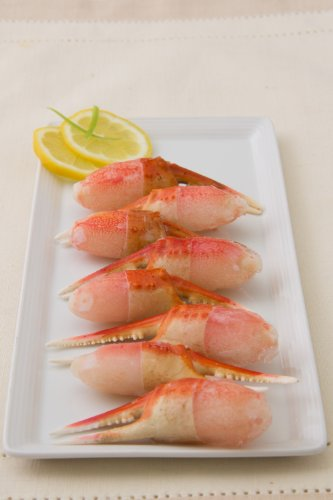 Snow Crab Cocktail Claws, 16/20 Per Lb, By Rastelli Direct