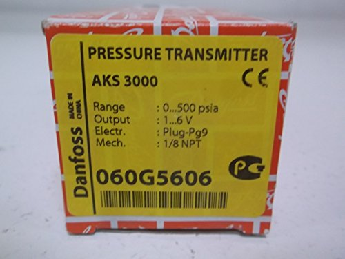 DANFOSS AKS 3000 060G5606 PRESSURE TRANSMITTER *NEW IN A BOX* (Danfoss Pressure Transmitter compare prices)