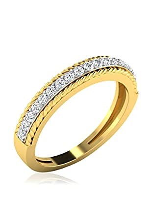 Friendly Diamonds Anillo FDR8670Y (Oro Amarillo)