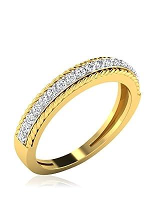 Friendly Diamonds Anillo FDR8670Y (Oro Amarillo)