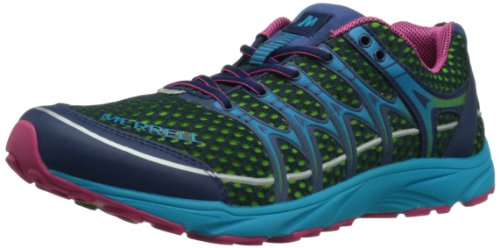brand new 9c777 4ea71 Merrell Women s Mix Master Move Glide Trail Running Shoe,Blue Depths,8.5 M  US