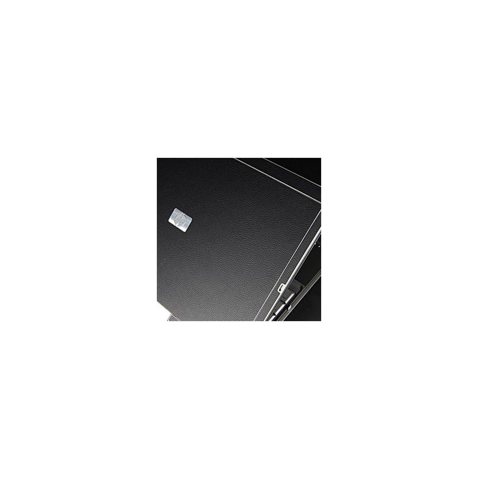 HP EiteBook 2730P Laptop Cover Skin [Deepblack Leather]