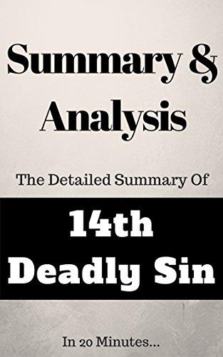 Elite Summaries - Summary: 14th Deadly Sin (Women's Murder Club)
