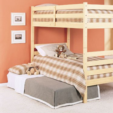 Pop Up Trundle Beds 9039 front