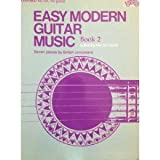 img - for Easy Moderate Guitar Music Book 2: Seven pieces by British Composers book / textbook / text book