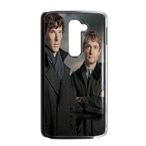 Generic Case Sherlock For LG G2 887A2W7468