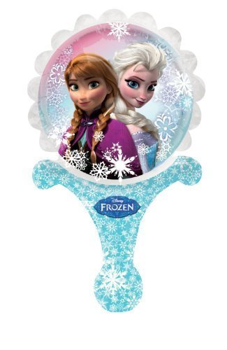 Disney Frozen Inflate-A-Fun Balloon ~ Set of 10 ~ Party Favor by Anagram - 1